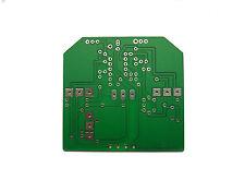 DCO MOSFET Overdrive PCB Carte Vert Booster Amp-Sound (incl. bestückungsplan)
