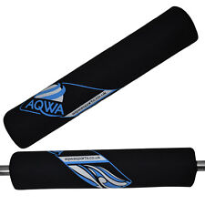 AQWA Barbell Bar Pad Squat Olympic Bar Weight Lifting Training Pull Up Grip 1 pc