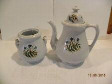 Antique W.&E. Corn Burslem Tea Pot