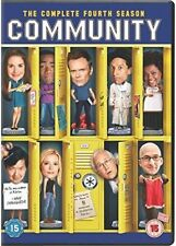 Community Season 4 - DVD Region 2
