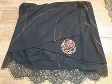 Womens Size 16 18 Lace Classic Goth Metatrons Killstar Vibes Punk Y2K Mini Skirt
