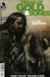 House of Gold And Bones #2 VF/NM; Dark Horse | save on shipping - details inside