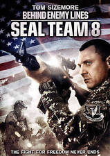 Seal Team 8: Behind Enemy Lines (DVD, 2014)