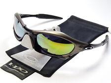 Oakley splice Gunmetal Emerald gafas de sol Valve Juliet Scalpel plate twenty oo