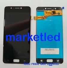 "TOUCH SCREEN VETRO + LCD DISPLAY Per ASUS ZENFONE 4 MAX ZC520KL X00HD 5.2"" NERO"