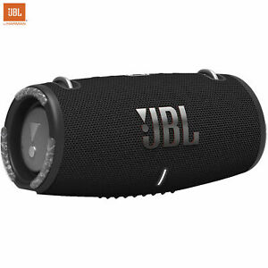 Genuine JBL Xtreme 3 Black Ver. 2021 Portable Bluetooth Waterproof Speaker - New