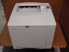 HP LaserJet 4100TN Workgroup Laser Printer With Toner.Page Count:83K .C8052A
