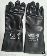 KCL Butyl BUTOJECT 898 Größe 10 / Länge 360 mm  *säurefeste Handschuhe*  NEU+OVP