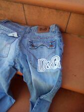 Jeans dolce gabbana 44 d&g