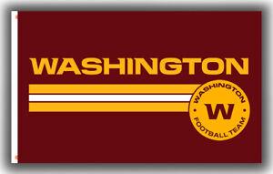 Washington Football Team New Memorable Good Flag 90x150cm 3x5ft Fan Best Banner