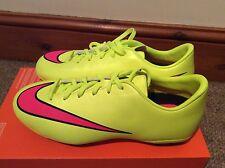 Kids Jr Nike Mercurial Victory V Ag Football Boots Uk Size 4.5