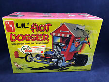 AMT Lil' Hot Dogger 1:25 Scale Plastic Model Kit 908 New in Box Ships Free