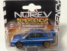 NOREV 3 INCHES SUBARU IMPREZA WRC gendarmerie