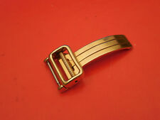 EBEL SOLID 18K YELLOW GOLD DEPLOYMENT CLASP BUCKLE 16MM / 20MM DISCOVERY 1911