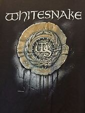 Vintage 1987 Whitesnake Concert T-Shirt Size XL