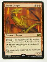 MTG Magic Cards: SHIVAN DRAGON # 14E85