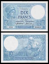 Billet France - 10F Minerve - 04.11.18 - SUP - Fay : 6.3