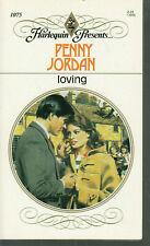 Jordan, Penny - Loving - Harlequin Presents - # 1075