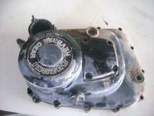 84 Suzuki LT250 LT 250 ATV Clutch Cover Panel 1984 Engine Case Casing D11