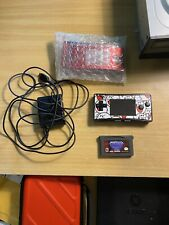 Gameboy Micro, He-Man, official Charger And Replacement Case