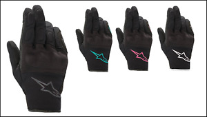 Alpinestars Stella S Max DS Motorcycle Motorbike Sports Gloves