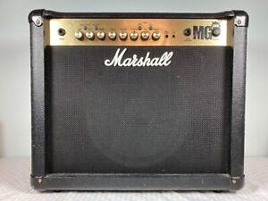 "Marshall MG30GFX Gold 30-Watt 1x10"" Guitar Combo Amplifier 70W Good Condition"
