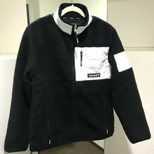UNUSED MASTERMIND JAPAN x TIMBERLAND Reflector Fleece Jacket TB0A28ZA