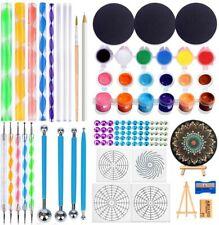 LicLiz Mandala Dotting Tools Set with 12 Colors Acrylic Paint and 31pcs Paint...