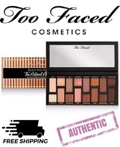 Too Faced Born This Way Natural Nudes Eye Palette Brand New Fast Shipping
