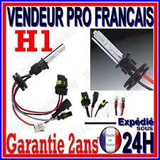 1 AMPOULE AU XENON H1 6000k 35W 55W POUR KIT HID 12V LAMPE FEU PHARE DE RECHANGE