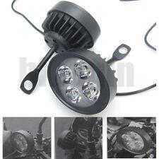 2x Universal Car Motorcycle ATV LED Driving Fog Spot Light Head Lamp White 20W