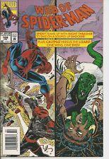 °WEB OF SPIDER-MAN 109 bis 111 FINAL SANCTION 1 bis 3 von 3° US Marvel 1994