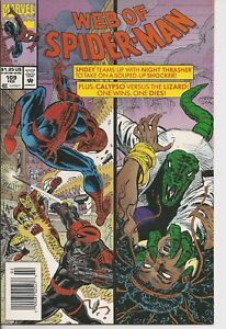 °WEB OF SPIDER-MAN 109 bis 111 FINAL SANCTION 1 bis 3 von 3° US Marvel 1994