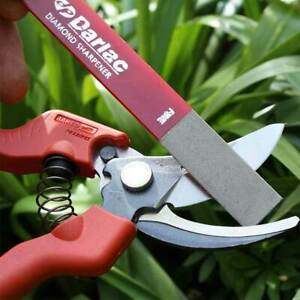 Darlac DP100F Fine Diamond Garden Multi Tool Blade Sharpener