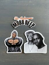Mobb Deep Vinyl Sticker Pack (3)