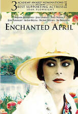 ENCHANTED APRIL (NEW DVD)