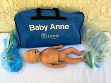 Laerdal Baby Anne Infant Cpr Emt Medical Training Mannikin With Bvm