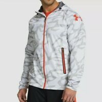Under Armour Mens Combine Training Storm Arctic Small Jacket 1249063-100 Sz XL