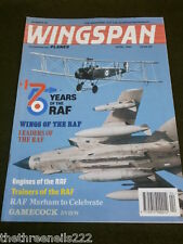 WINGSPAN # 98 - LEADERS OF THE RAF - APRIL 1993