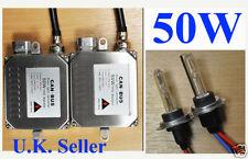H7 CANBUS XENON AC 50W/55W HID ERROR FREE CONVERSION KIT- UK SELLER
