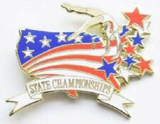 NEW! State Championships USA Gymnastics Pin - #1508