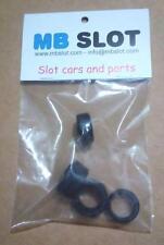 MB slot gomas slick 18.5X8.5y21x11mm Scalextric Ninco Exin OSC Scaleauto NSR SCX