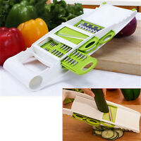 Super Slicer Plus Vegetable Fruit Peeler Salad Dicer Cutter Chopper Nicer Grater