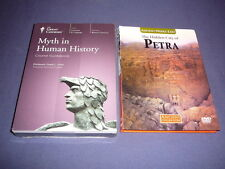 Teaching Co Great Courses DVDs            MYTH  IN HUMAN HISTORY    new + BONUS
