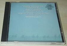 GW CHADWICK-SYMPHONY NO. 2-FIRST ISSUE CD 1986-JULIUS HEGYI-NO BARCODE-RARE-MINT