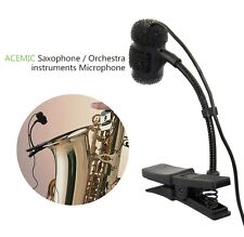 ACEMIC ST-30 Pro Wired Saxophone Trumpet Microphone High Fidelity Voice