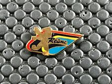 PINS PIN BADGE CAR PEUGEOT REIMS