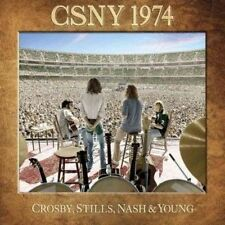 Crosby Stills Nash and Young - CSNY 1974 CD Album Digipak Rhino