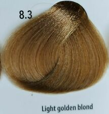 alfaparf Yellow Hair Color Cream light golden blonde 8.3 (3 PACK)