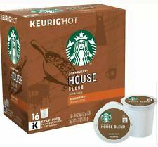 Starbucks House Blend Coffee 64 Count Keurig K cups EXP 12/2020